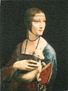 Dama z łasiczką muzeum czartoryskich