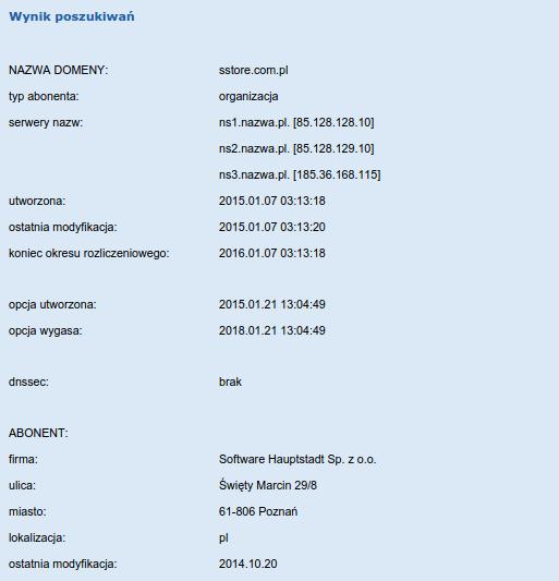 klik.sstore.com.pl Software Hauptstadt