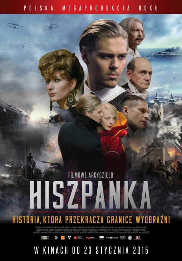 hiszpanka film