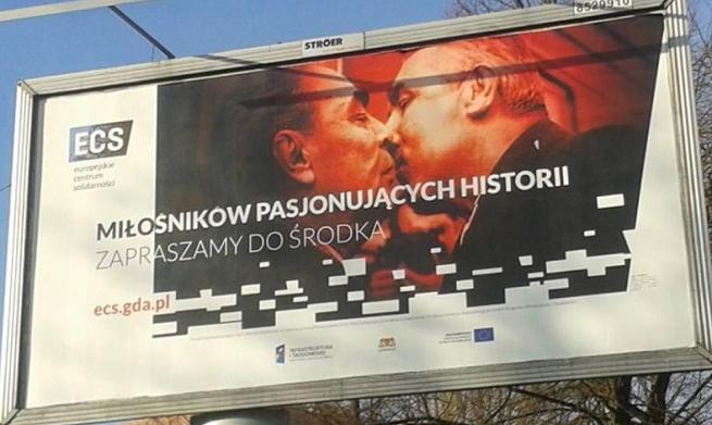Pocałunek Gierka i Breżniewa