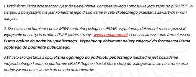 wniosek o dowód osobisty ePUAP
