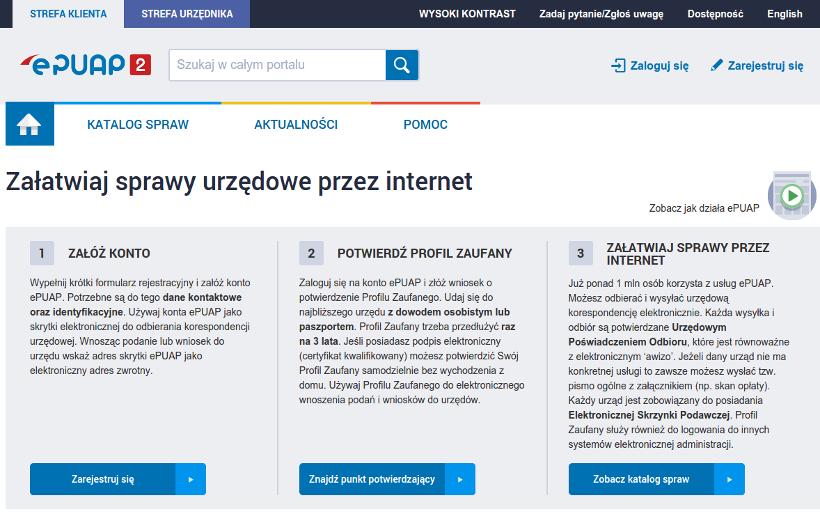 ePUAP2 epuap.gov.pl