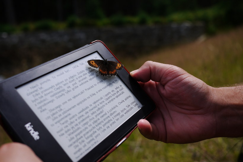kindle paperwhite 2 test