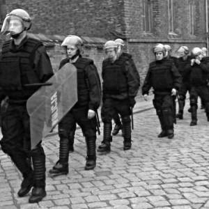 ujawnienie wizerunku policjantów