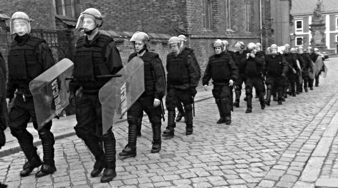 rozporządzenie uprawnienia policji 2015