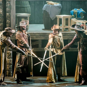 Trzej muszkieterowie Teatr Capitol recenzja