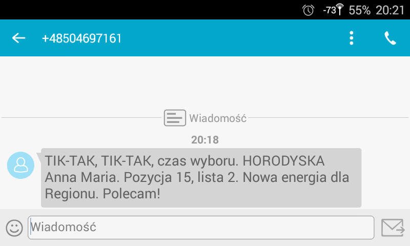 horodyska spam