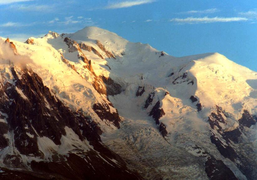 masyw Mt. Blanc (Broad Peak recenzja)