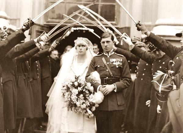 małżeństwo żołnierza II RP