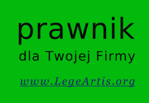 prawnik dla firm