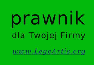 prawnik dla firm