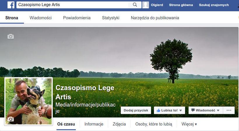 facebook lege artis