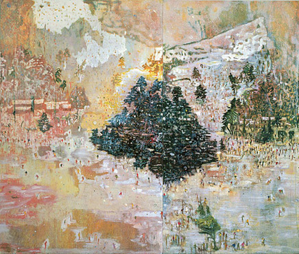 Peter Doig Ski Jacket
