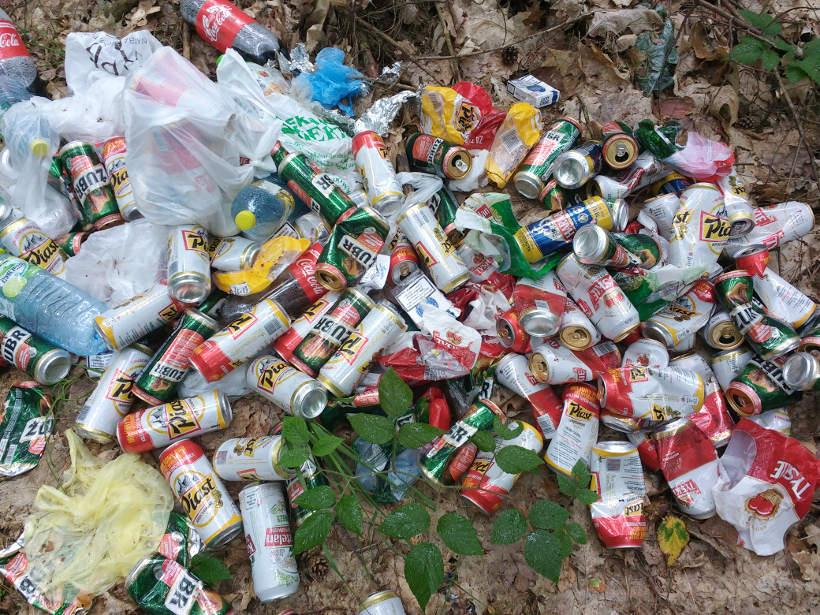 opłata recyklingowa foliówki