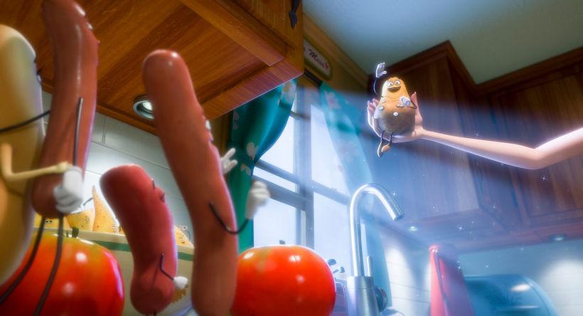 film sausage party recenzja