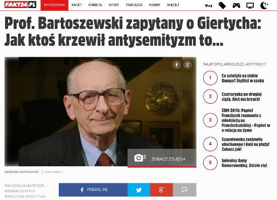 giertych wywiad bartoszewski wyrok fakt