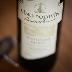 Vino Podivin Veltlínské zelené