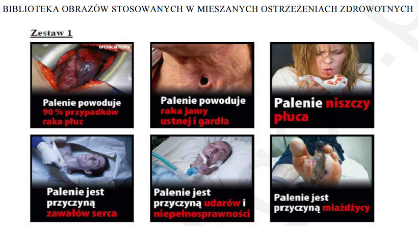 papierosy elektroniczne nowelizacja ustawy antynikotynowej