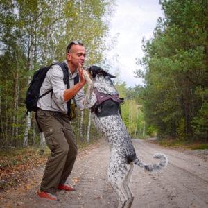 znęcanie sięnad psem wiejskie standardy