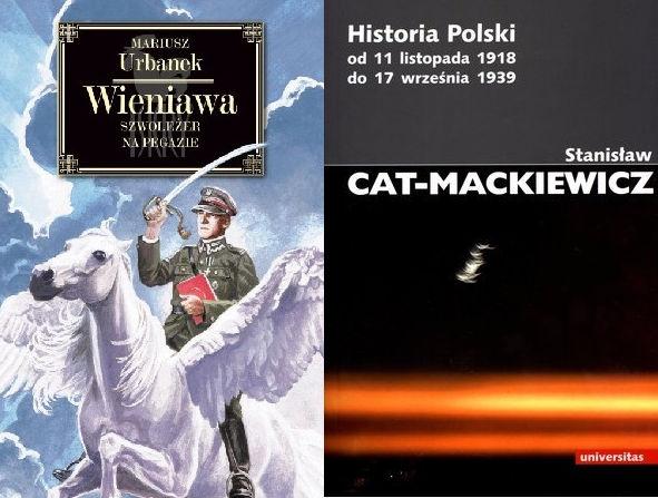 Cat Mackiewicz Historia Polski Urbanek Wieniawa recenzja