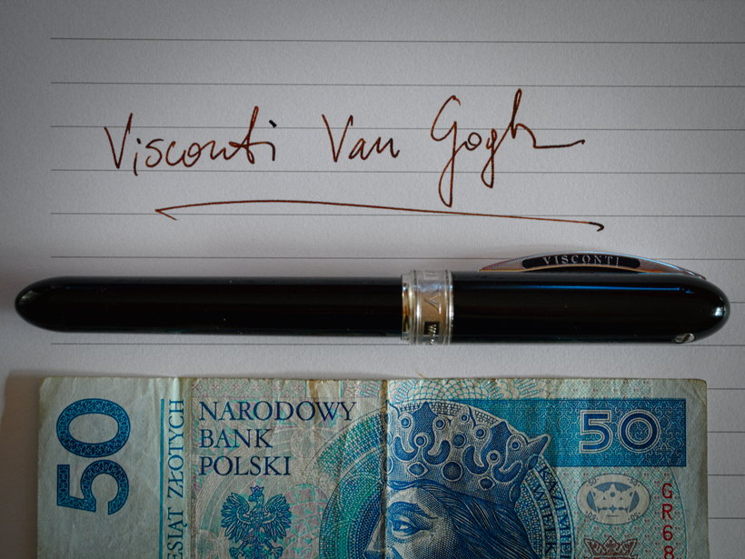 Visconti Van Gogh test