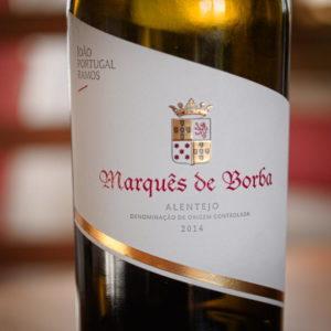 wino Marquês de Borba