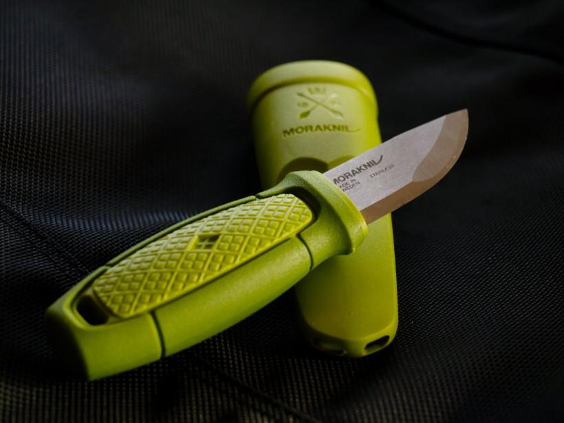 dźgnięcie nożem obmacującego obrona konieczna