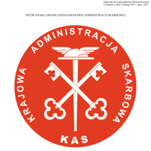 Krajowa Administracja Skarbowa znak graficzny