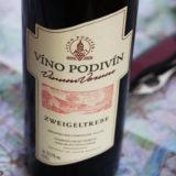 Víno Podivín Zweigeltrebe