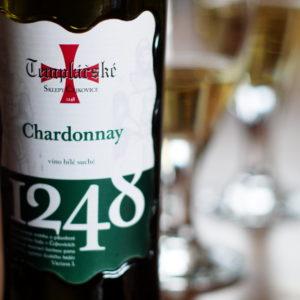 Templářské sklepy Chardonnay 2015