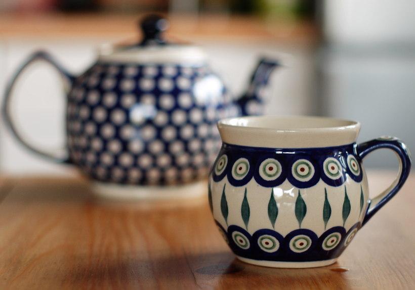ceramika bolesławiecka opinie czajnik