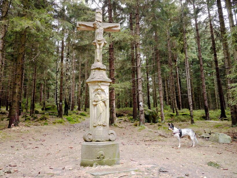 Machovský kříž