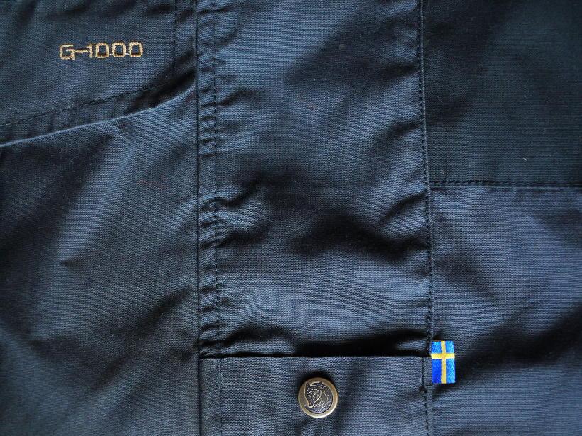 Spodnie Fjällräven test