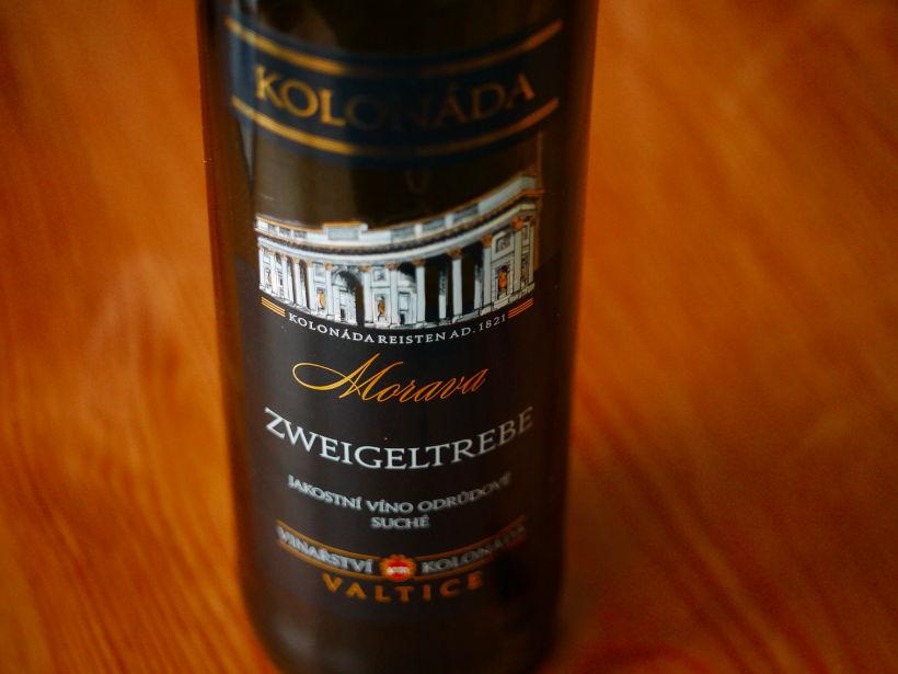 wino Kolonáda