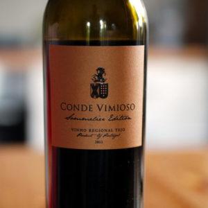 Wino Conde Vimioso VR Tejo 2015