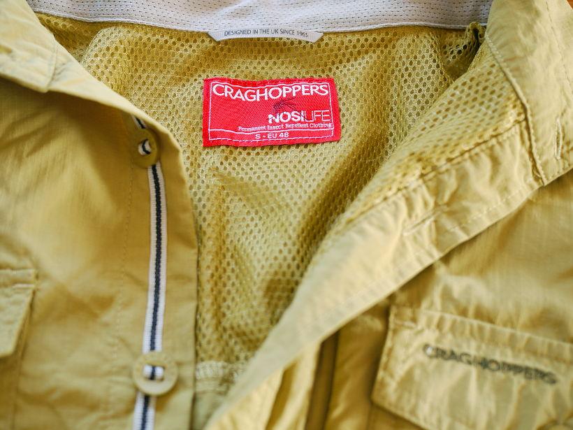 koszula Craghoppers Nosilife