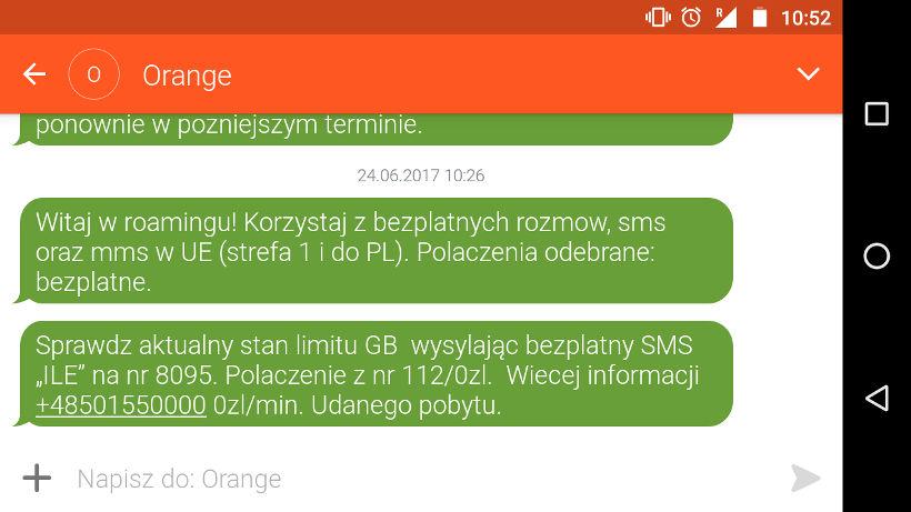 roaming orange 2017