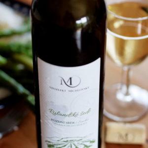 wino Vinselekt Michlovský Rulandské šedé
