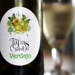Białe wino Biedronki Tapas Gastón Verdejo