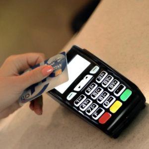 Okazanie dokumentu przy płatności kartą