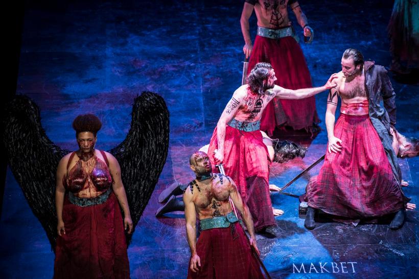 Teatr Capitol Makbet recenzja