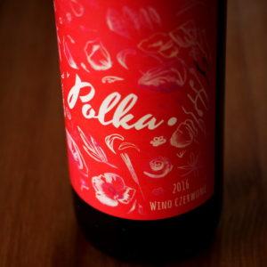 czerwone Wino Polka 2016