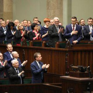 powołanie premiera Morawieckiego rządu