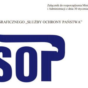 znak graficzny służby ochrony państwa