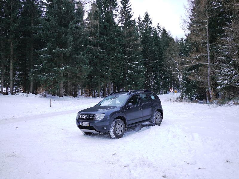 Dacia Duster 2017 test czy warto