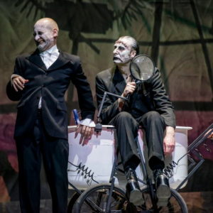Frankenstein Teatr Capitol recenzja