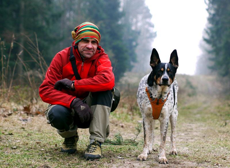 wychudzony pies znęcanie zwierzętami