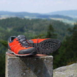 buty Mammut Wall Guide Low GTX test
