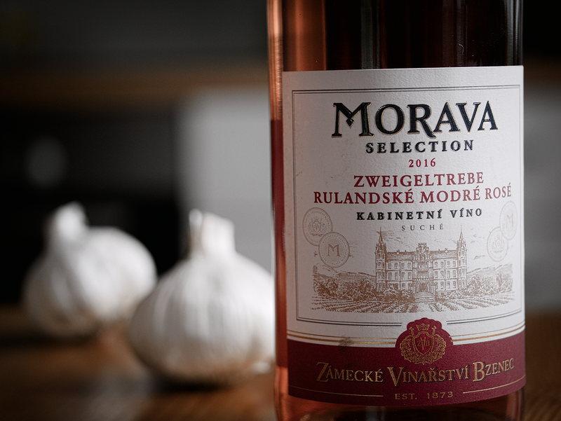 Zámecké Vinařství Bzenec Zweigeltrebe Rulandské modré rosé 2016
