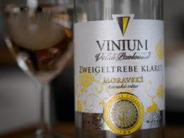 Vinium Velké Pavlovice Zweigeltrebe klaret